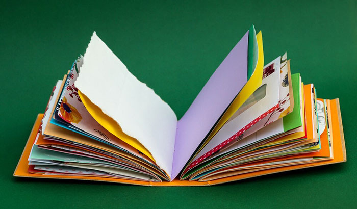 how to make homemade journals according to your personality