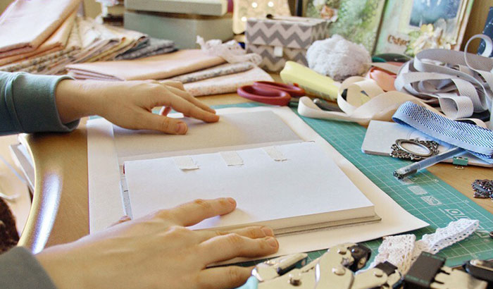 how to make homemade journals the personalized way